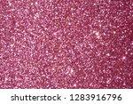 shimmering shimmering light on... | Shutterstock . vector #1283916796