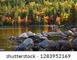 Autumn  Jordan Pond  Acadia...