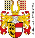 coat of arms of carinthia is... | Shutterstock .eps vector #1283955916