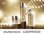 anti aging cosmetic product... | Shutterstock .eps vector #1283993020