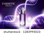 anti aging cosmetic product... | Shutterstock .eps vector #1283993023