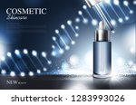 anti aging cosmetic product... | Shutterstock .eps vector #1283993026
