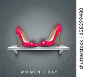 Happy Women's Day Background...