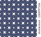 vector abstract geometric...   Shutterstock .eps vector #1283997136
