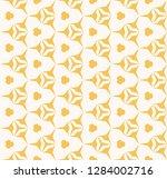 vector abstract geometric...   Shutterstock .eps vector #1284002716