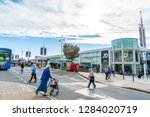 brighton  england 1 october... | Shutterstock . vector #1284020719