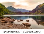 lake on the mountains  dublin | Shutterstock . vector #1284056290