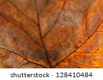 photo of dry  cracked list ... | Shutterstock . vector #128410484
