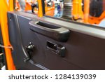 production of freight transport.... | Shutterstock . vector #1284139039