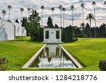 los angeles  california  united ... | Shutterstock . vector #1284218776