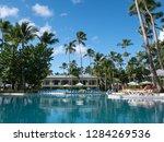 bavaro  punta cana  dominican...   Shutterstock . vector #1284269536