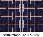 art deco seamless pattern.... | Shutterstock .eps vector #1284273949
