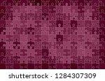 burgundy grunge puzzle...