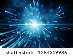 blue abstract background | Shutterstock . vector #1284359986