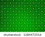 light green vector texture with ... | Shutterstock .eps vector #1284472516