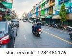 bangkok  thailand  november  18 ...   Shutterstock . vector #1284485176
