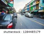 bangkok  thailand  november  18 ...   Shutterstock . vector #1284485179