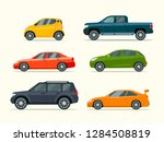 big set of of different models... | Shutterstock .eps vector #1284508819
