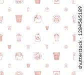 junk icons pattern seamless...   Shutterstock .eps vector #1284565189