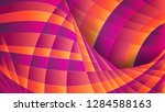 abstract geometric background.... | Shutterstock .eps vector #1284588163