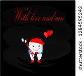 vector illustration is suitable ...   Shutterstock .eps vector #1284595243