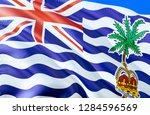 british indian ocean territory... | Shutterstock . vector #1284596569