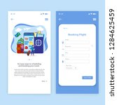 travel app ui mobile design...