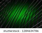 illustration green digital...   Shutterstock . vector #1284634786