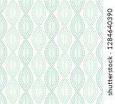 seamless monochrome pattern of... | Shutterstock .eps vector #1284640390