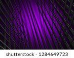 illustration purple digital... | Shutterstock . vector #1284649723