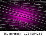 illustration pink digital... | Shutterstock . vector #1284654253
