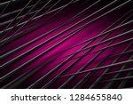 illustration pink digital... | Shutterstock . vector #1284655840