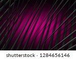 illustration pink digital... | Shutterstock . vector #1284656146
