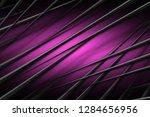 illustration pink digital... | Shutterstock . vector #1284656956