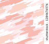 pink blush seamless vector... | Shutterstock .eps vector #1284676576