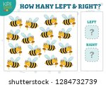 how many left and right cartoon ...   Shutterstock .eps vector #1284732739