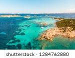drone aerial view of razzoli ... | Shutterstock . vector #1284762880
