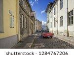 tallin  estonia   july 16  2016 ...   Shutterstock . vector #1284767206