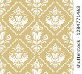 classic seamless vector pattern....   Shutterstock .eps vector #1284771463