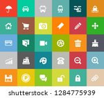 web design icons  graphic... | Shutterstock .eps vector #1284775939