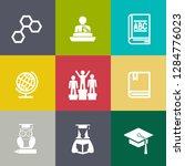 science and school  vector... | Shutterstock .eps vector #1284776023