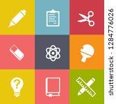 science and school  vector... | Shutterstock .eps vector #1284776026
