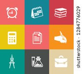 science and school  vector... | Shutterstock .eps vector #1284776029