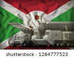 rocket forces on the burundi... | Shutterstock . vector #1284777523