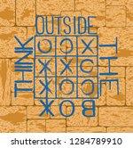 inspirational quote handwritten ... | Shutterstock .eps vector #1284789910