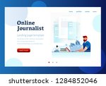 online journalist  author ...