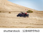 Off Road Dune Buggy Riding A...