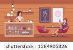 Confectionery Store  Shop With...