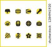 ui icons set with lighten ...