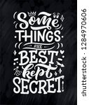 sketch banner with fun slogan... | Shutterstock .eps vector #1284970606